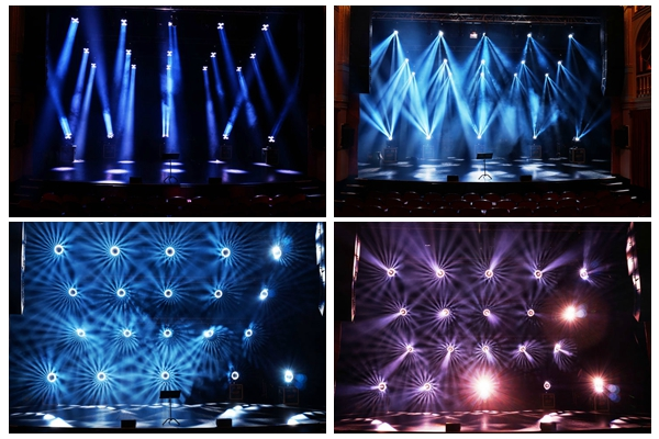 Lorentz Transform 19 moving head stage effects