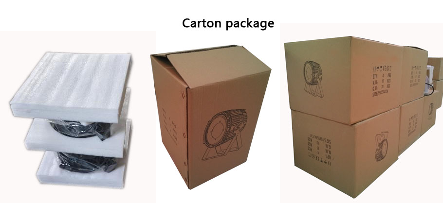 choose our carton package