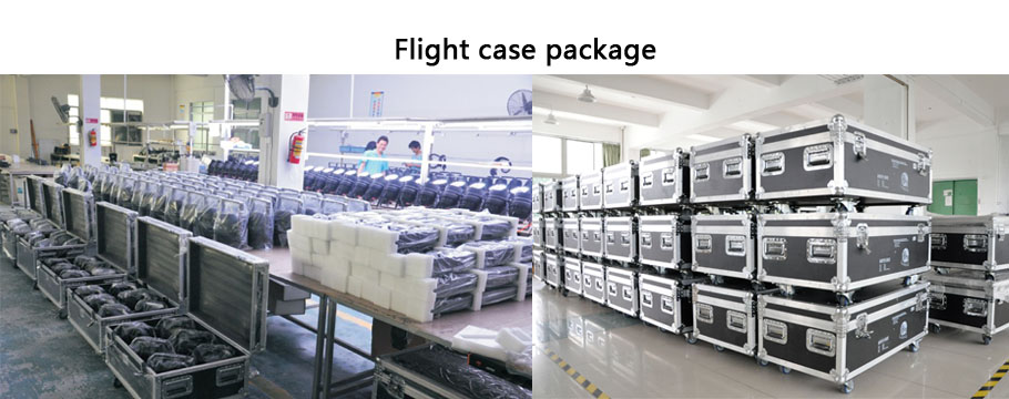 flight case package