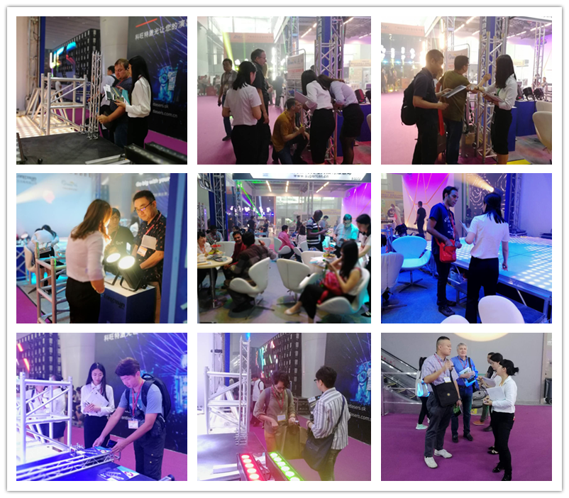 2018 Guangzhou International Prolight+Sound Exhibition