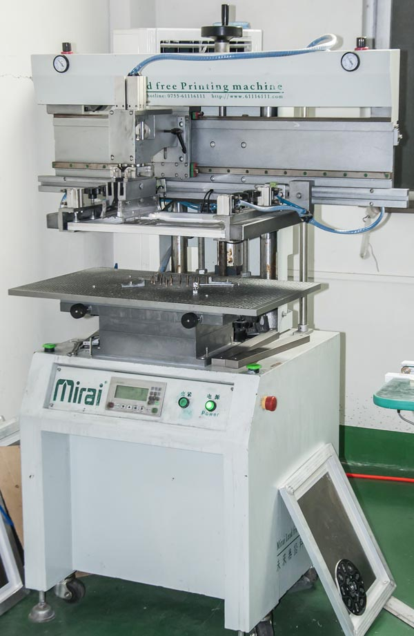 Lead Free Printing Machine