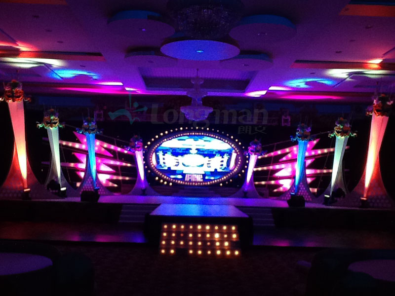 Longman Par Lights For Wedding in India