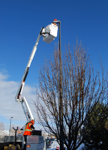 Longman:West Jordan in Utah to Replace 5,000 Streetlights with LEDs