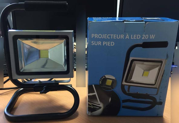 EU Recalls Smart Lighting Product and LED Flood Light Manufactured in China
