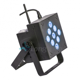 Artist 500B wireless and battery led par light