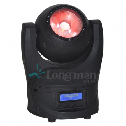 Ledmemove F6-rgbw unrestricted pan rotation Led Moving Head
