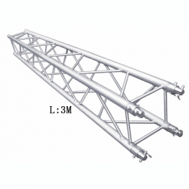 3m length 300 aluminum spigot type square stage lighting truss